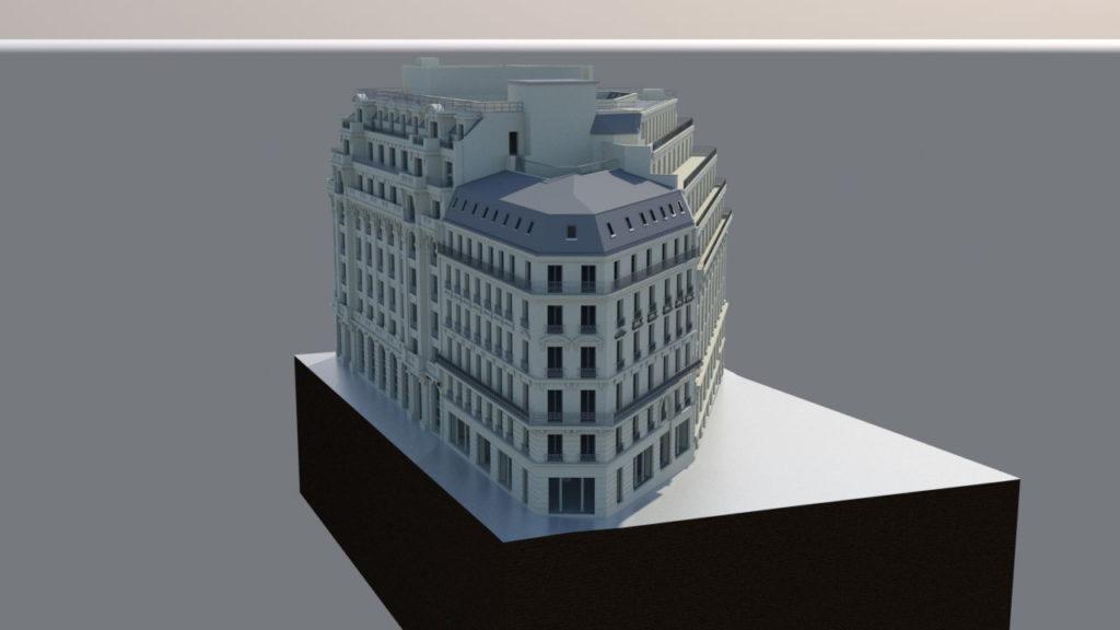173-175 boulevard Haussmann