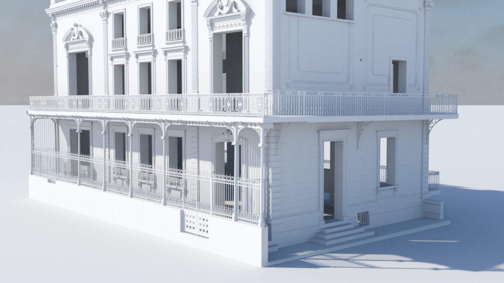 Bâtiment Lescoeur