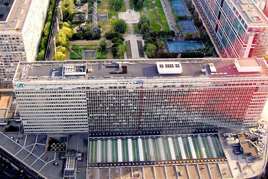 CNP - Gare Montparnasse
